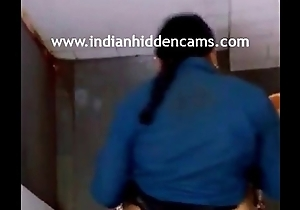 Indian Girl Pad changing - IndianHiddenCams.com
