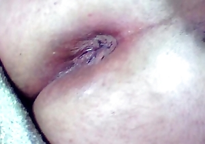 anal dildo close
