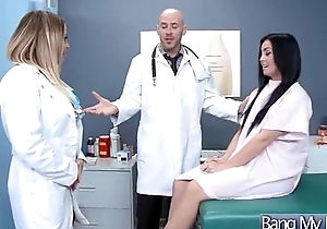 Hot Patient (payton west) With an increment of Doctor Beside Sex Adventures video-22