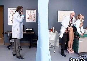 Gorgeous Patient (payton west) Come Added to Get Sex Delectable Non-native Doctor video-22