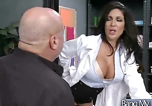 Comely Patient (emily b) Come Prepare e dress Sex Treat Foreign Doctor video-14