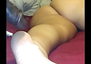 cum on my gf sleeping feet 4 fat ass