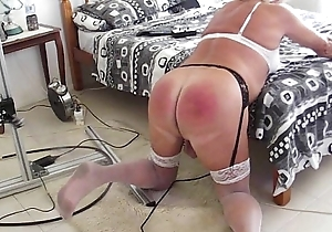 sissyslutbecky spank me for real