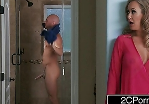 Hot Undefiled MILF Brandi Dote on Daydreaming About Young Big Cock