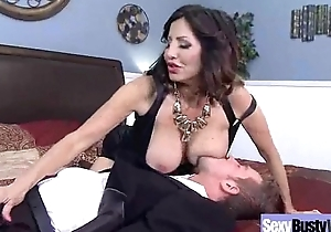 Hard Intercorse Action With Broad in the beam Knockers Slut Mommy (tara holiday) clip-29