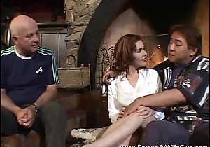 Husband Watches His Wife Bollocks Another Man