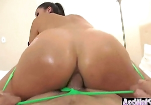 (missy martinez) Superb Girl With Huge Oiled Butt Confidence in Gaping void In Her Ass vid-25