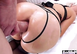 (jenna ivory) Superb Girl With Huge Oiled Butt Down In the chips Deep In Her Ass vid-15