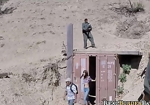 Border Agent Blackmailed Illegal Mexican 18-Year-Old