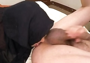 Tight Body Arab Beauty All over A Hood Sucking Dick For Dollaz