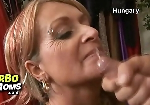 Phthisic lady Karen Kougar oral pleasure and rough fucking