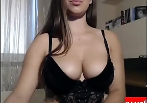 Big Heart of hearts Amazing Tits This Petite Sexy on Cam                 ---X2Best.com ---