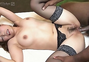 41Ticket - Yui Ayana Fucks Deathly with the addition of Asian Dick in Threesome (Uncensored JAV)