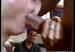 Trashy Tow-headed Housewife Deep Anal Sex