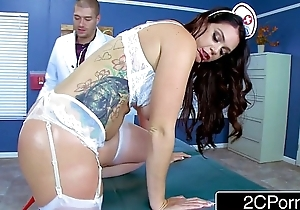 Guardianship Alison Tyler is The Willing Recipient of Dr. Corvus'_s Buttfucking
