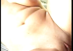 Simmering blonde milf wants a young cock for herself!
